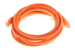 CAT6 Ethernet Patch Cable, Booted, 10ft, Orange