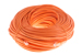CAT6 Ethernet Patch Cable, Booted, 200ft, Orange