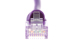 CAT6 Ethernet Patch Cable, Booted, 0.5ft, Purple