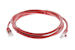 CAT6 Ethernet Patch Cable, Booted, 5ft, Red