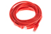 CAT6 Ethernet Patch Cable, Booted, 15ft, Red
