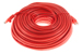 CAT6 Ethernet Patch Cable, Booted, 75ft, Red