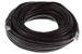 CAT6 Shielded Ethernet Patch Cable, Booted, 75ft, Black