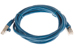 CAT6 Shielded Ethernet Patch Cable, Booted, 6ft, Blue