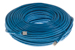 CAT6 Shielded Ethernet Patch Cable, Booted, 200ft, Blue