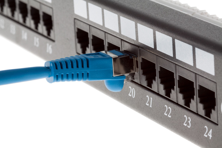 Cat6 Ethernet Patch Cable Shielded Booted