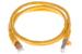 CAT6 Shielded Ethernet Patch Cable, Booted, 3ft, Yellow