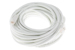 CAT6 Ethernet Patch Cable, Booted, 50ft, White