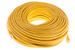 CAT6 Ethernet Patch Cable, Booted, 150ft, Yellow