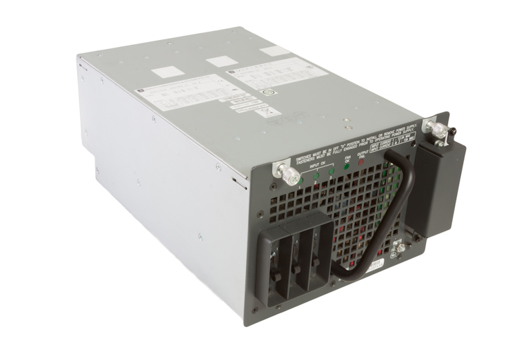 Cisco 4500 Series 1400W DC Power Supply, PWR-C45-1400DC