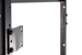 "Rack Adapter, 23"" to 19"", 1RU"