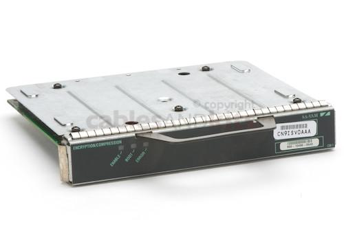 Cisco 7200/VXR Series VPN Acceleration Module, SA-VAM