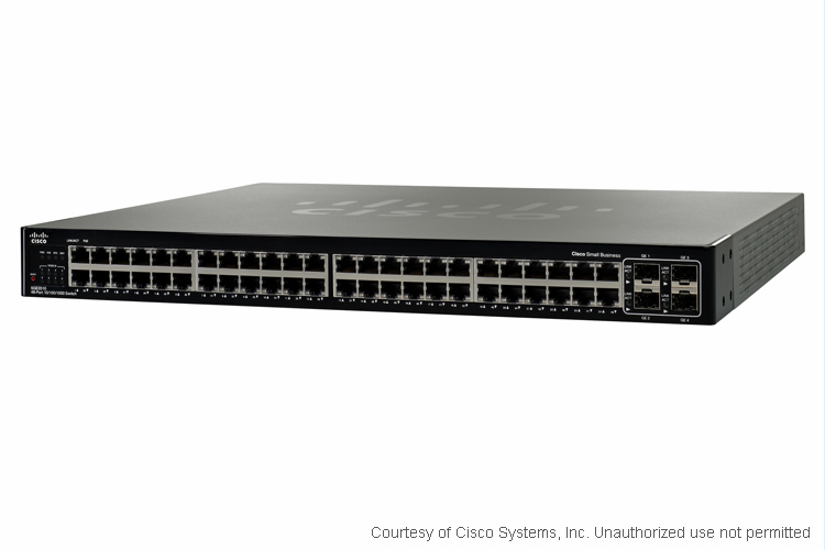 Cisco Small Business 48-Port Gigabit Switch, NEW