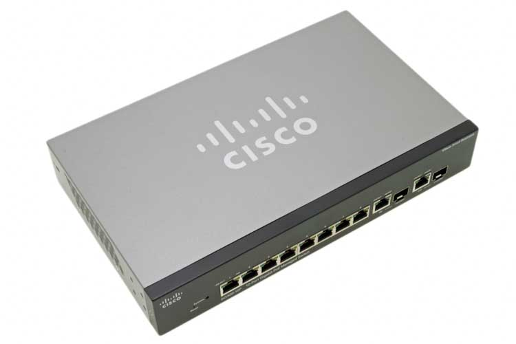 Cisco Small Business 300 8-Port PoE Switch, NEW