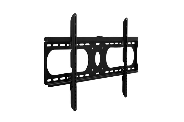 "Flat Panel Fixed Wall Mount Bracket for 26""-47"" TV/Monitor, Holds Up to 88lbs"