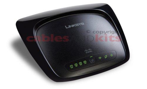 Linksys Wireless-G Broadband Router with 4-Port Switch