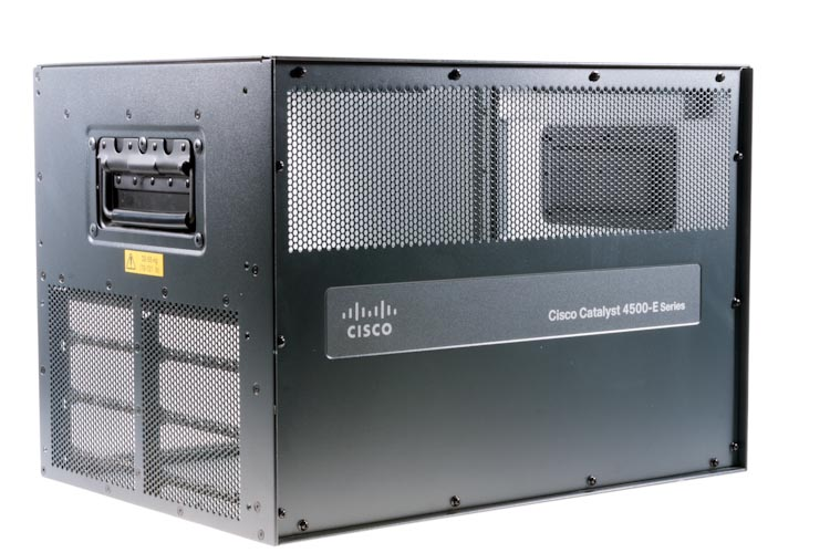 Cisco Catalyst 4500-E Series 3 Slot Chassis, WS-C4503-E