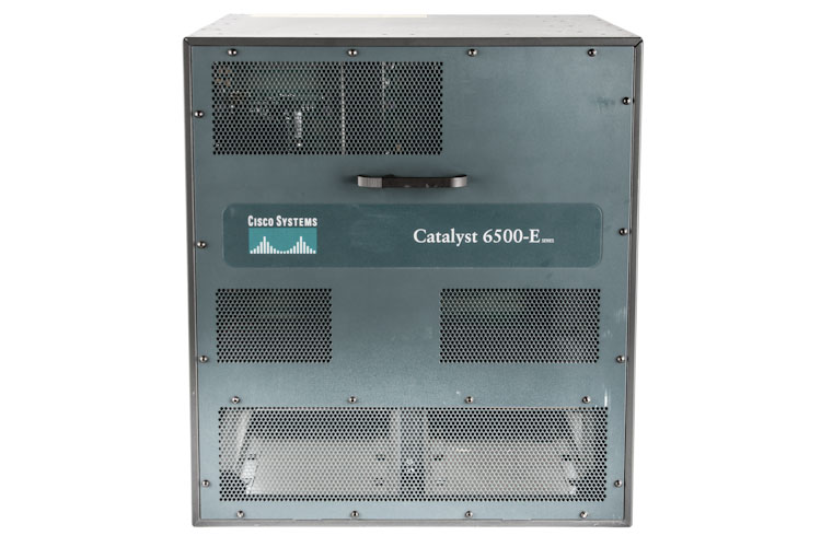 Catalyst 6500 Series Enhanced Six Slot Chassis, WS-C6506-E