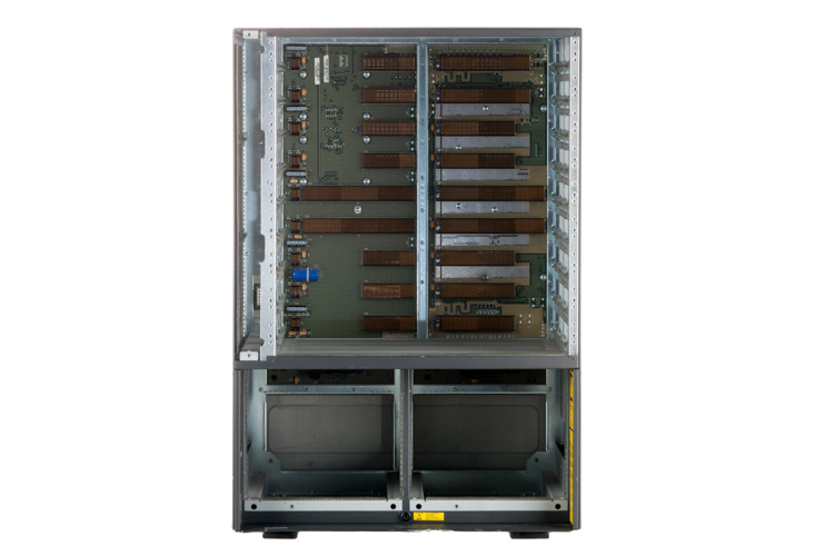 Catalyst 6500 Series Nine Slot Chassis, WS-C6509