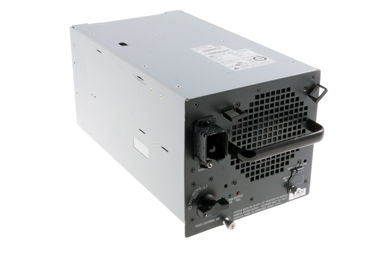 Cisco 6500 Series 3000W AC Power Supply, Clearance