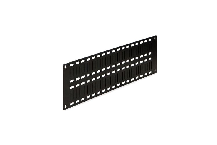 2U Flat Cable Lacing Panel | 10 pack