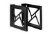 Kendall Howard 8U Wall Mount Rack