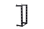 Kendall Howard 21U V-Line Fixed Wall Rack