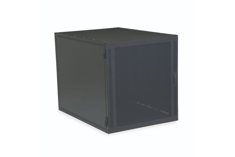 Kendall Howard 12U SOHO Server Rack with Doors