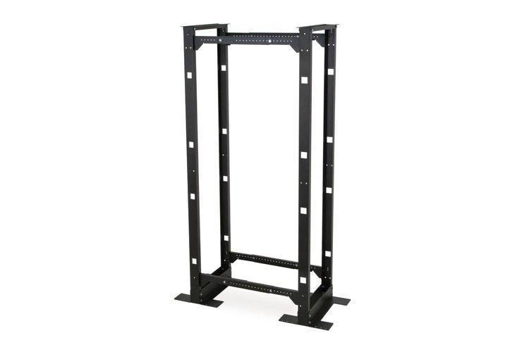Kendall Howard 4-Post Adjustable Rack, 45U, 1940-3-100-45
