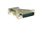Cisco Compatible DB25 Male to DB9 Male Modem Adapter, 29-4043-01