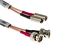 Cisco Compatible 2-SMB to 2-BNC-M Conversion Cable, 10ft