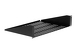 LINIER Economy 2U Vented Rack Shelf - 12