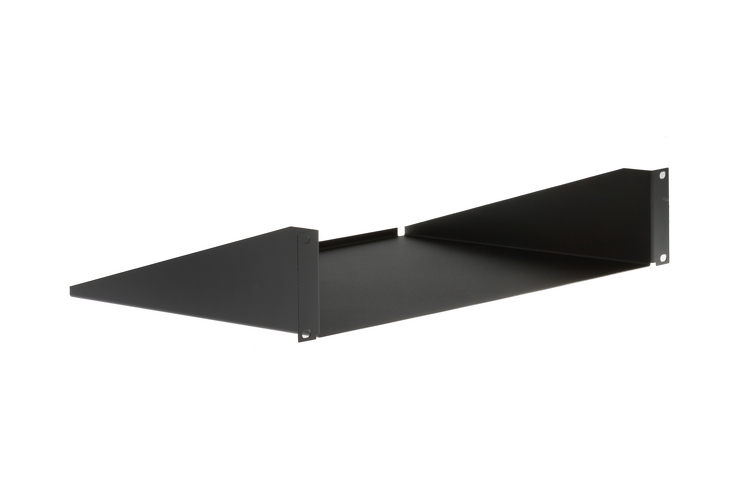 "LINIER Economy 2U Rack Shelf - 12"" Depth"