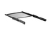"19"" Sliding Rack Mount Shelf For 4 Post Racks And Cabinets"