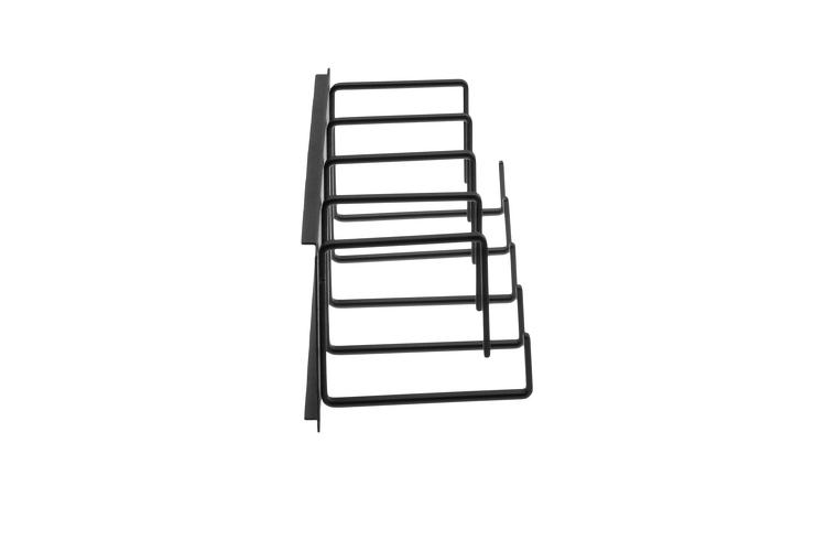 19 u0026quot  2ru rack mount cable management panel  lifetime