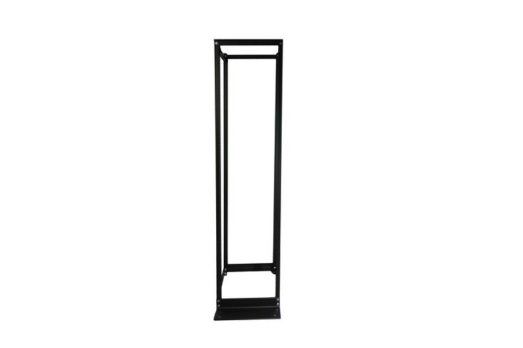 4 post open frame rack