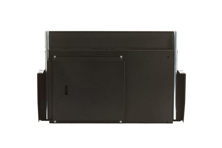 Rack Mount Keyboard Mouse Shelf 19 Quot Black Fast Shipping