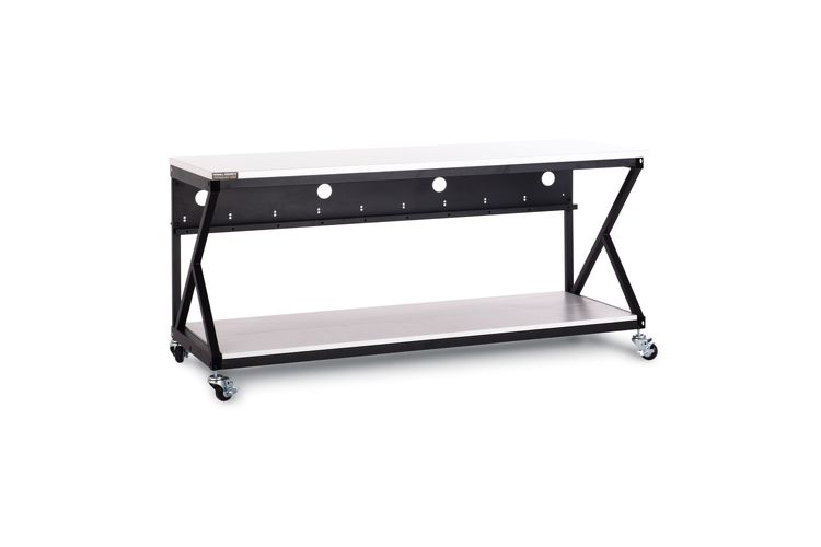 "Kendall Howard 72"" Performance Work Bench with Full Bottom Shelf"