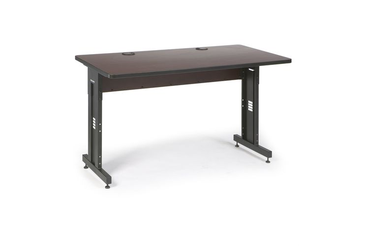 "60"" W x 30"" D Training Table - African Mahogany"