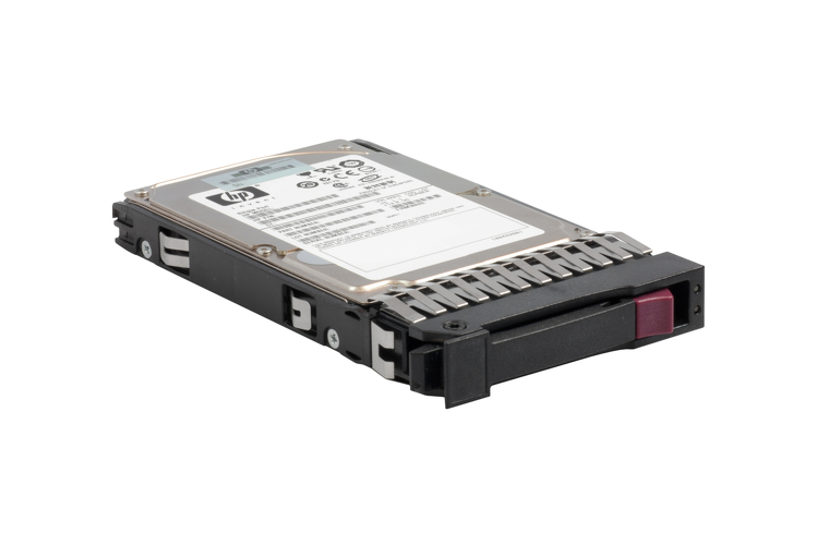 HP Original 600GB 6G SAS 10K SFF(2.5-inch) Dual Port, 581311-001