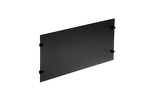 "Great Lakes 4RU 19"" Tool-Less Rack Mount Filler Panel"