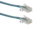 Cisco Blue RJ45 to RJ45 Rollover Console Cable, 72-1259-01, 8ft