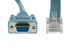 Cisco DB9 to RJ45 Console Cable, 15ft, 72-3383-01