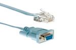 Cisco DB9 to RJ45 Console Cable, 6ft