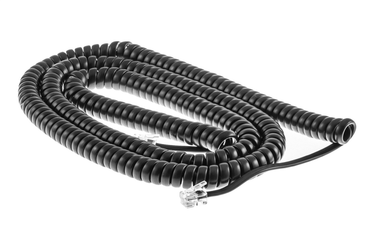 Cisco 7900 Series IP Phone Handset Cord, 25'