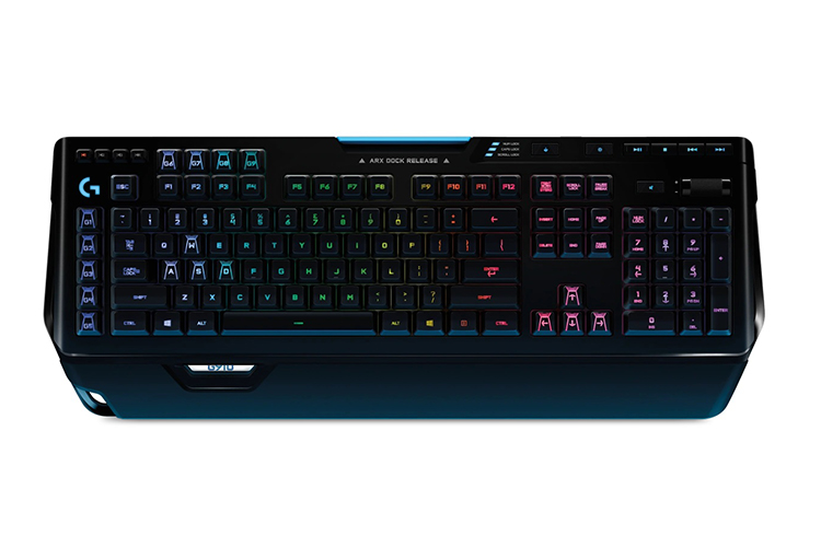Logitech G910 Orion Spark RGB Keyboard, 920-008012