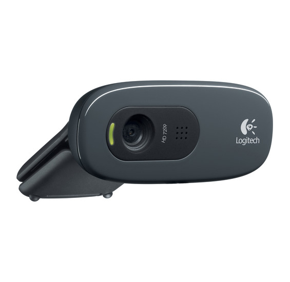 Logitech C270 HD Webcam 960-000694