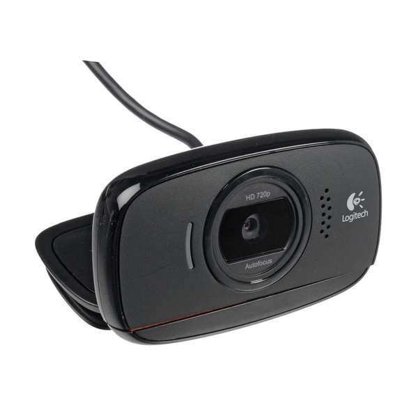 Logitech C525 HD Portable Webcam 960-000715