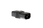Plug Adapter C14 Plug to C19 Connector Block Adapter