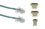 Cisco Console/Auxiliary Port Cable Kit, 4 pc, ACS-2500ASYN=